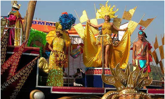 Dance, Music, Joy and Colourful Parades - Goa Carnival