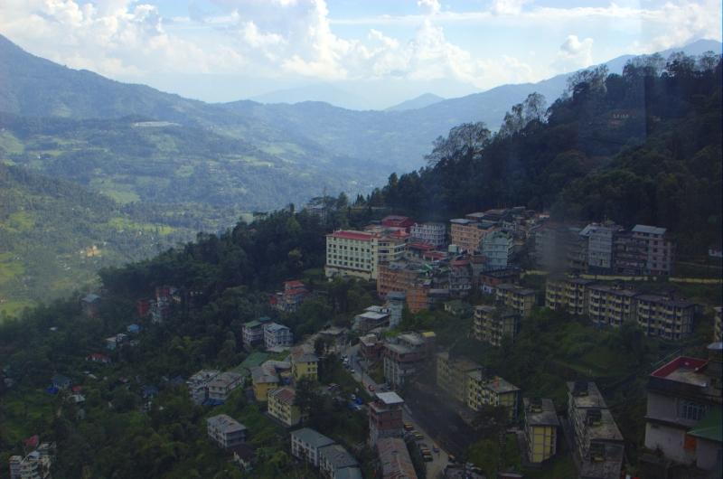 Gangtok Houses