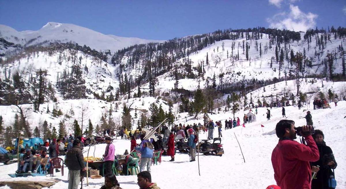 Ski Point Manali, Himachal Pradesh