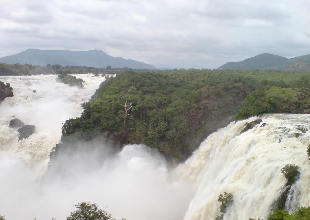 Sivasamudram Falls, Karnataka