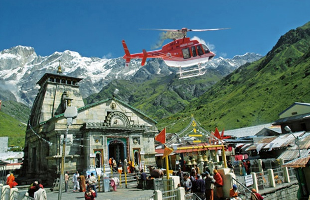 Kedarnath helicopter