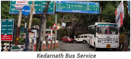 kedarnath bus stop