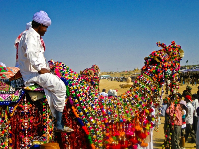JAISALMER DESERT FESTIVAL - The Fair of Colors and Ethnicity - Memorable  India BlogMemorable India Blog