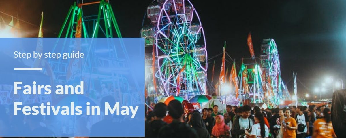 fairs and festivals in may