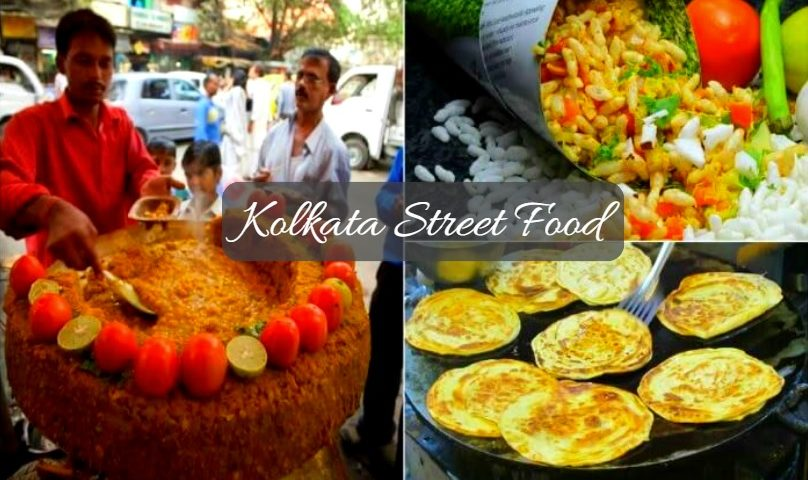 kolkata street food