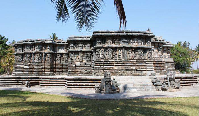 Halebidu Temple Mysore