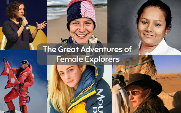 The Great Adventures of Female Explorers