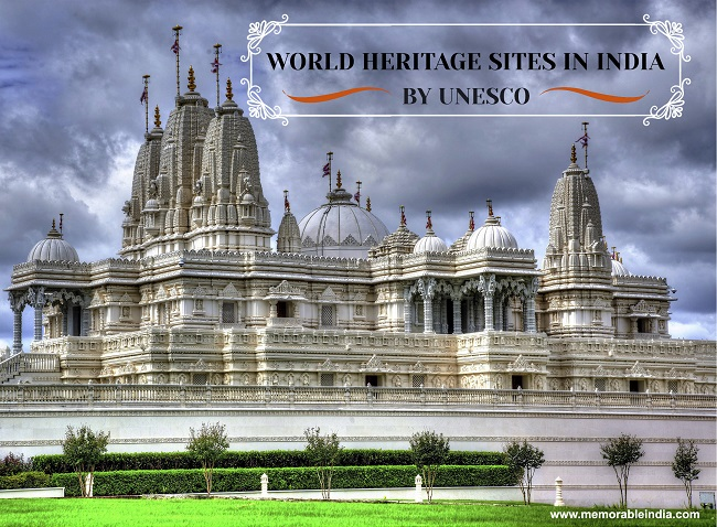 UNESCO Sites in India