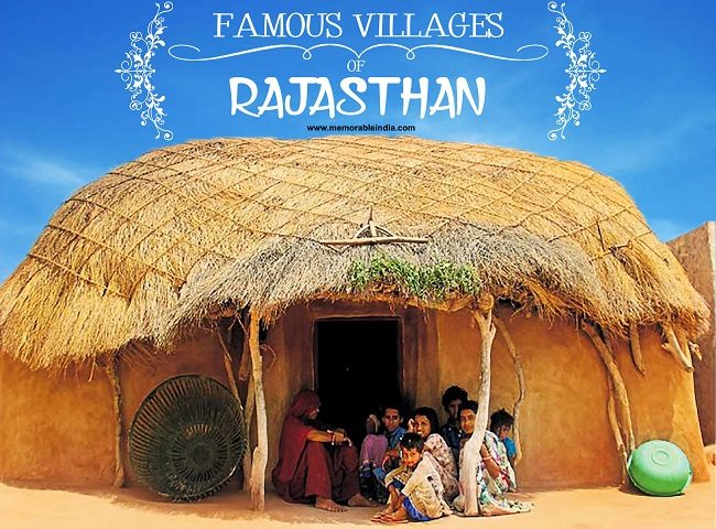 rajhsthan villages