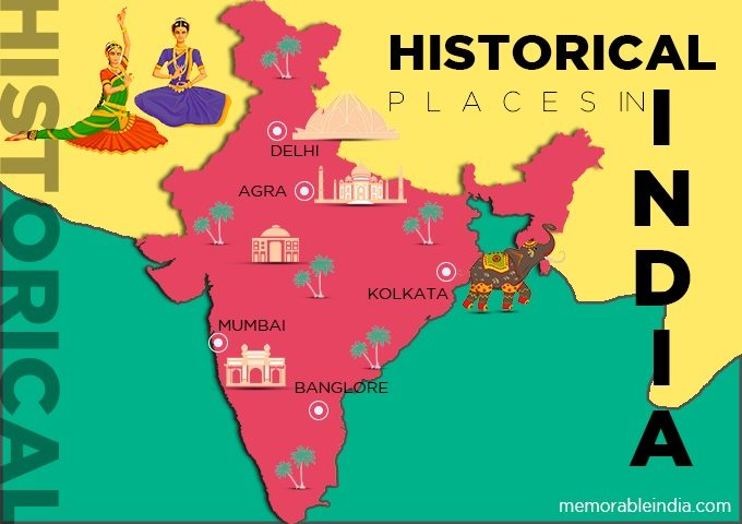 historical place india