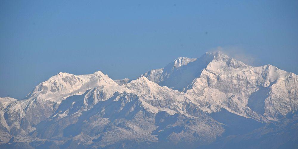 Dzongri tiger hills