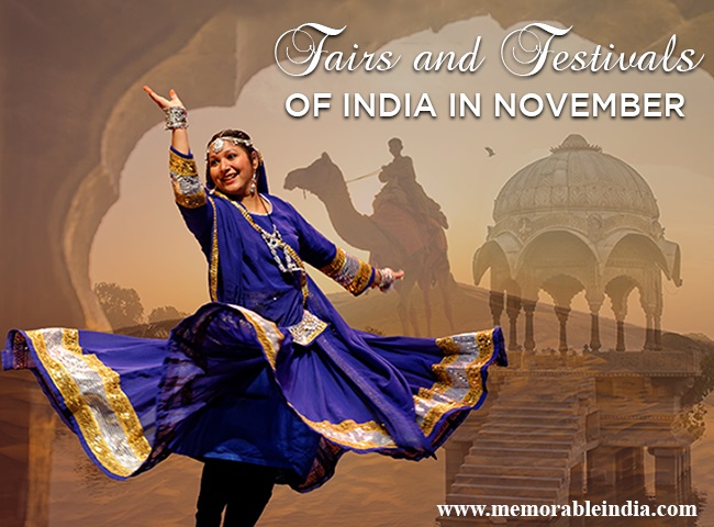 fairs festivals november india