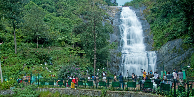 kodaikanal water fall