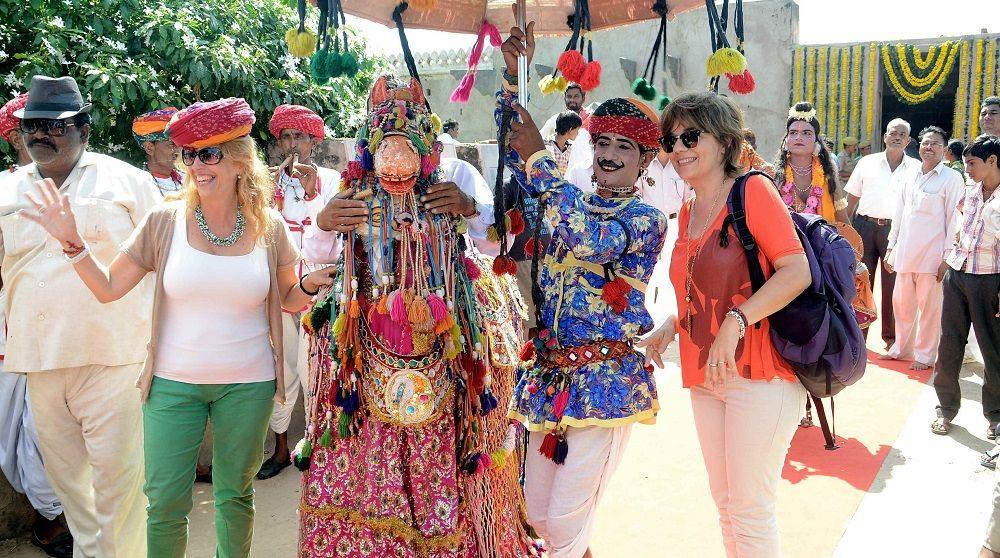 Abhaneri Village Festival