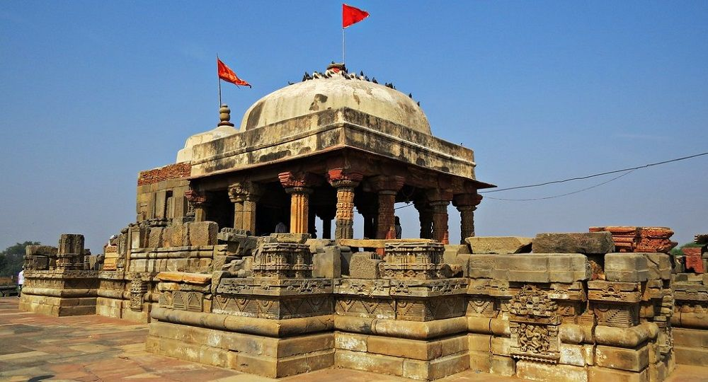 Harshat Mata Temple
