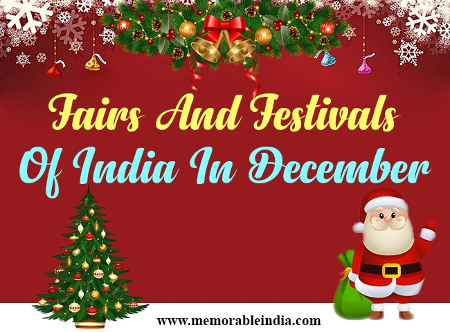 fairs and festivals of india in december