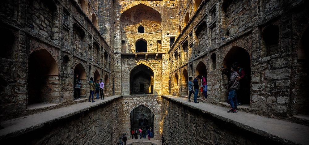 Agrasen ki Baoli, Haunted place in delhi