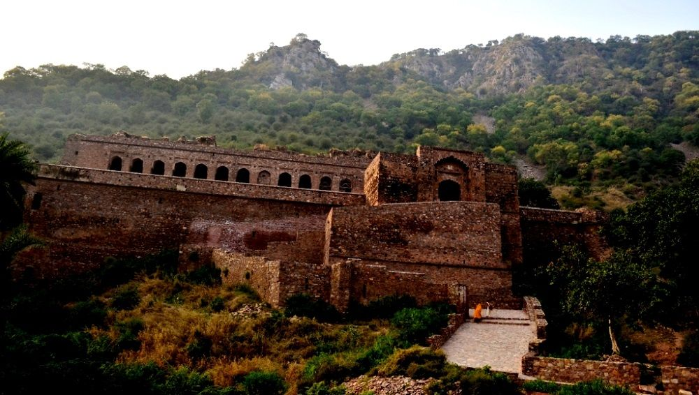Bhangarh Fort, haunted places in rajasthan