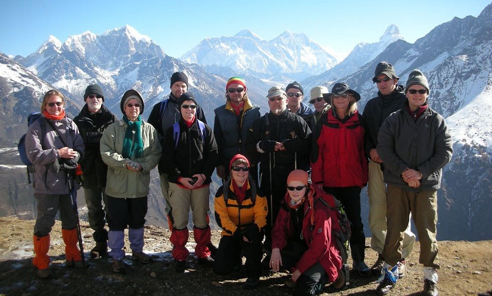 The Khumbu Valley Trek nepal