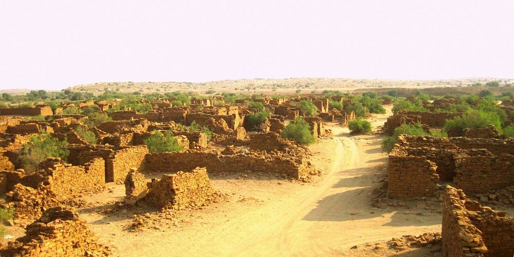 Kuldhara Village, haunted places in rajasthan