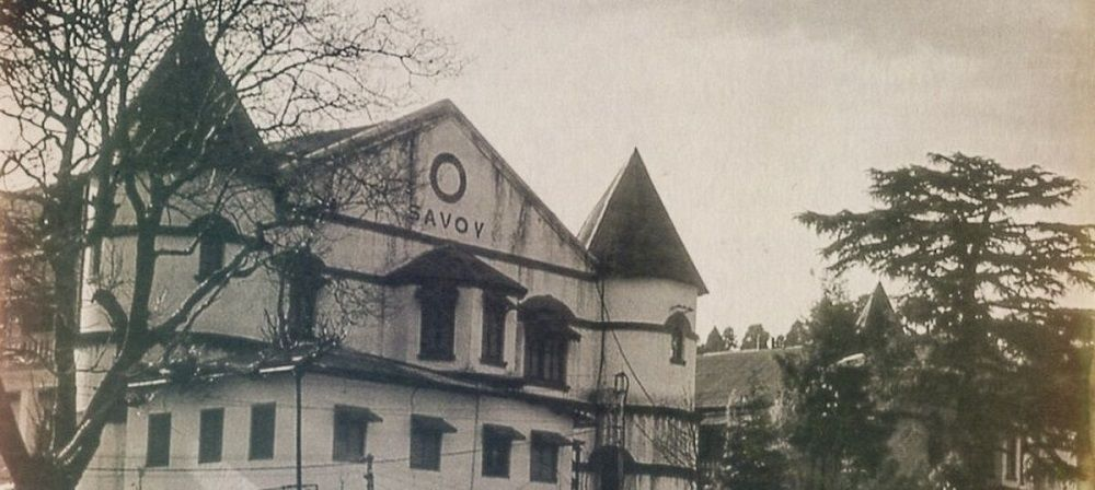Savoy Hotel, Mussoorie