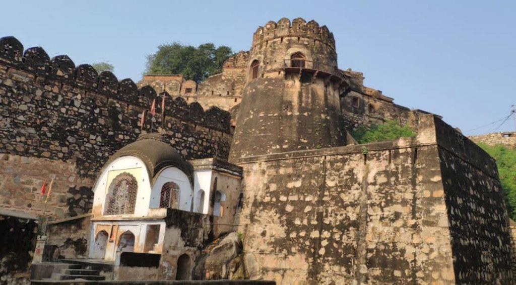 Amargarh fort