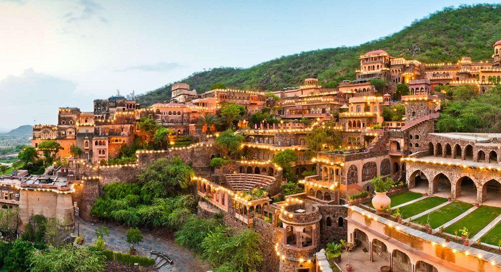 Neemrana Fort rajasthan india