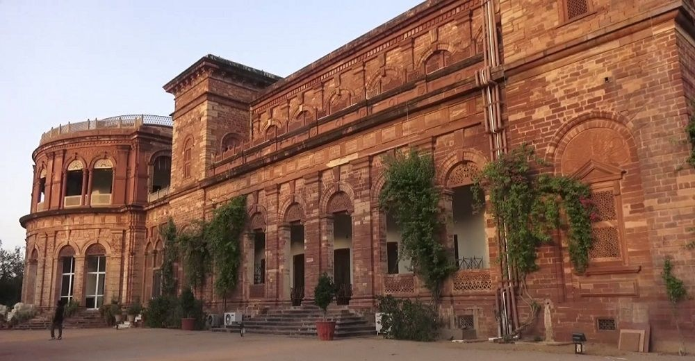Dholpur Palace Bundi near Ramsagar Wildlife Sanctuary