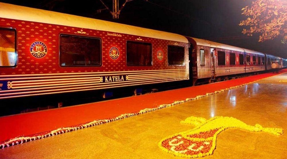 Maharajas' Express Train India
