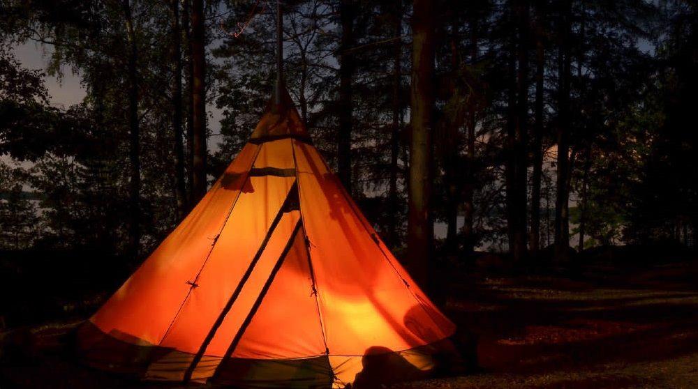 campping in Kangojodi