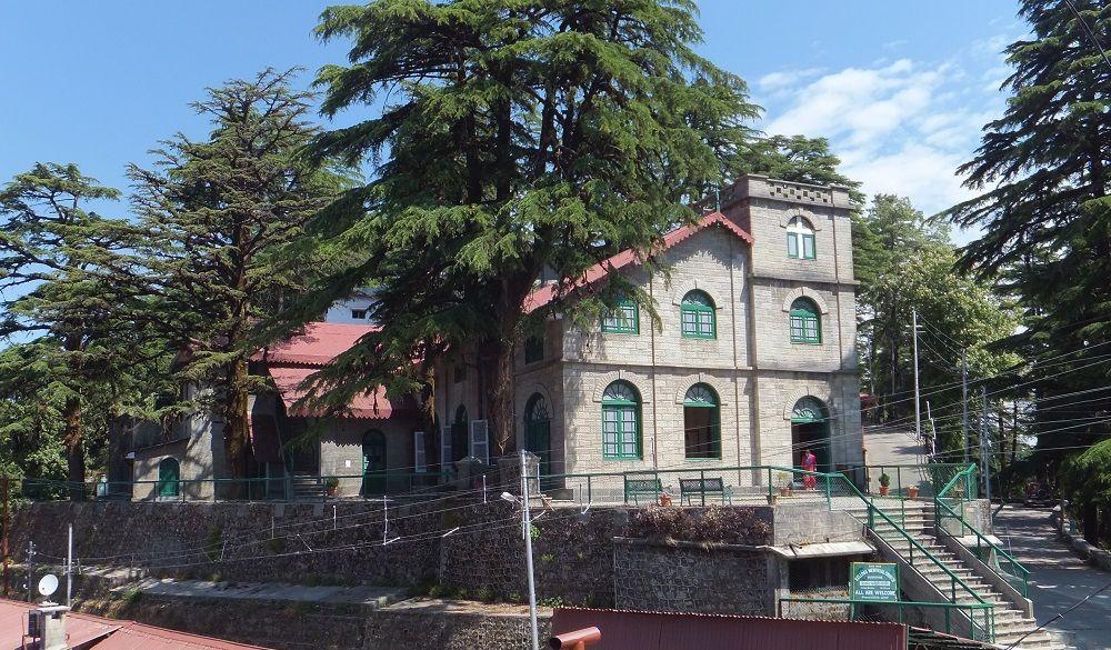 Kellogg's Church landour