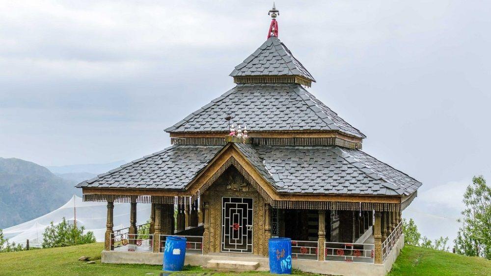 Hadimba temple thachi