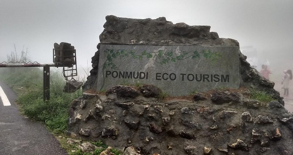Ponmudi Eco tourism site