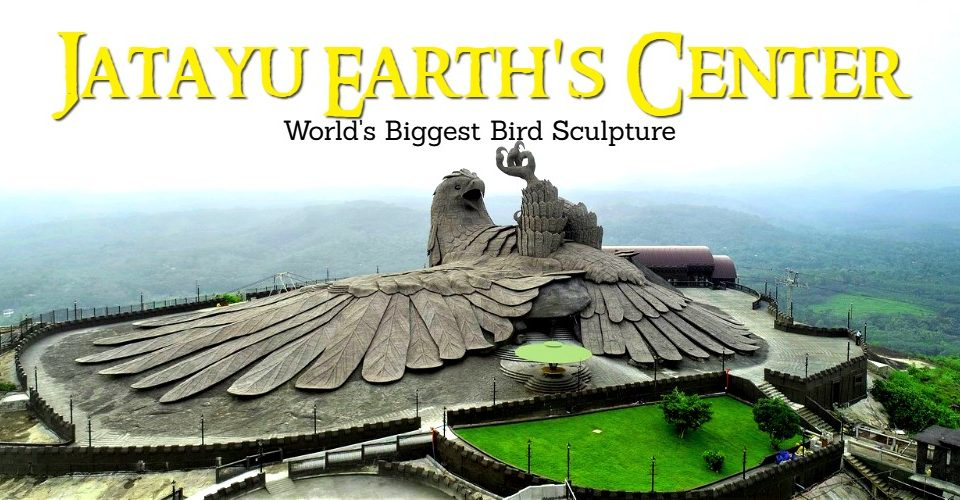 jatayu earths center