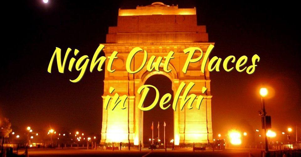 delhi night life