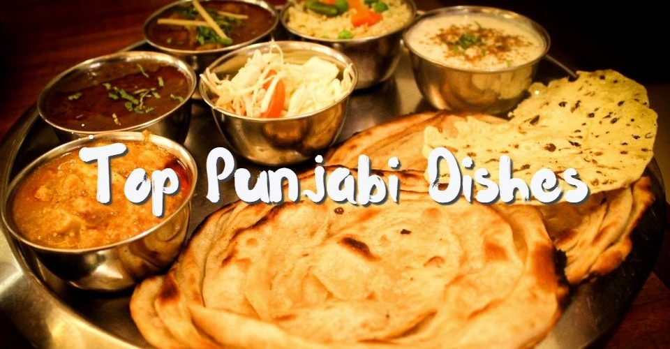 top foods of punjab