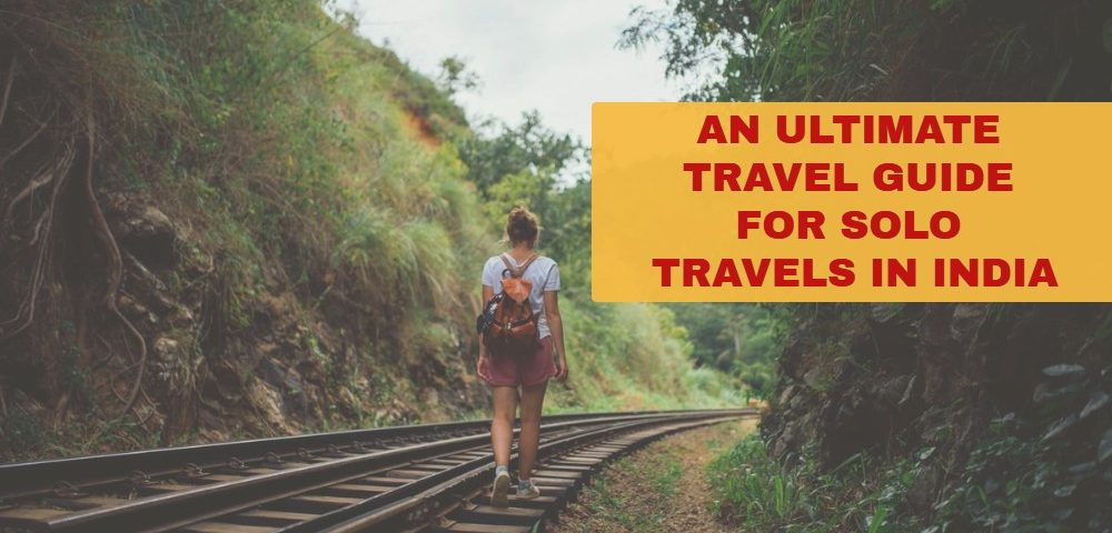 solo travel in india