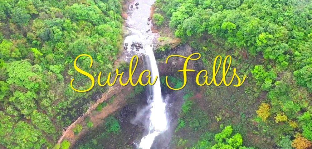 Surla Falls Goa
