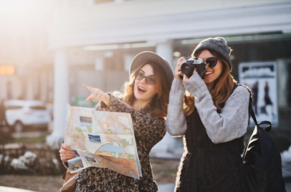 Woman Travel Trends