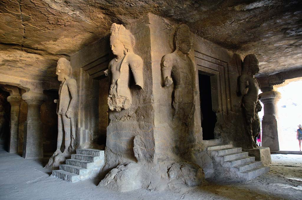 Elephanta Caves Mumbai India