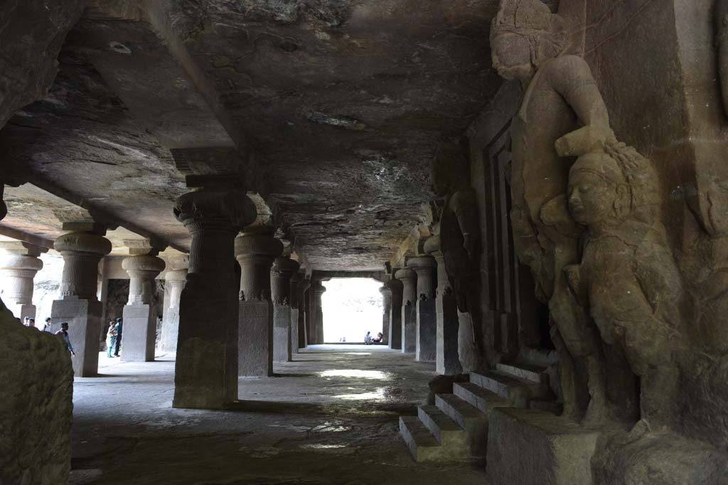 Elephanta Caves Mumbai Maharashtra India