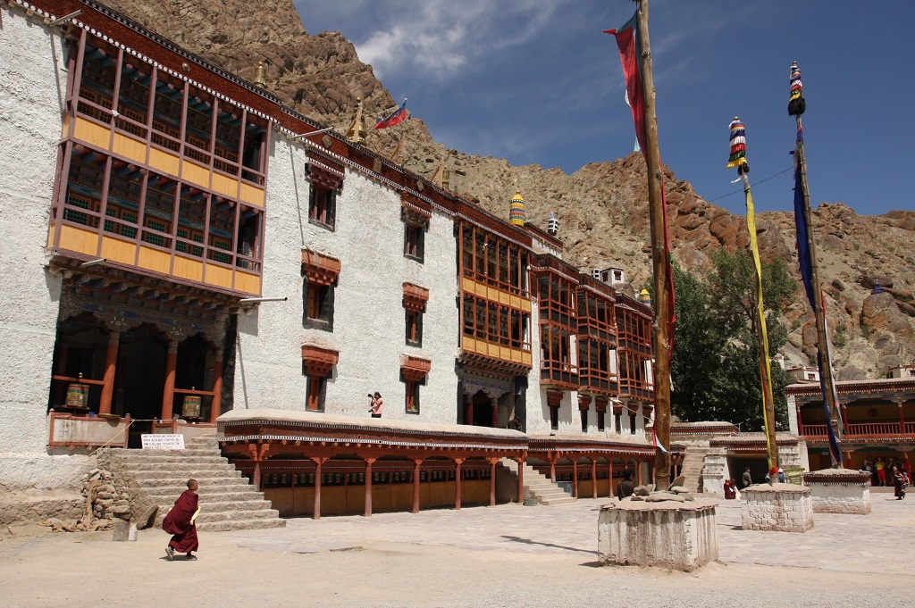 Hemis Monastery in Leh Ladakh India