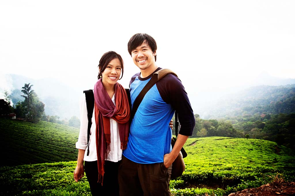 Honeymoon Tour in Munnar Kerala India