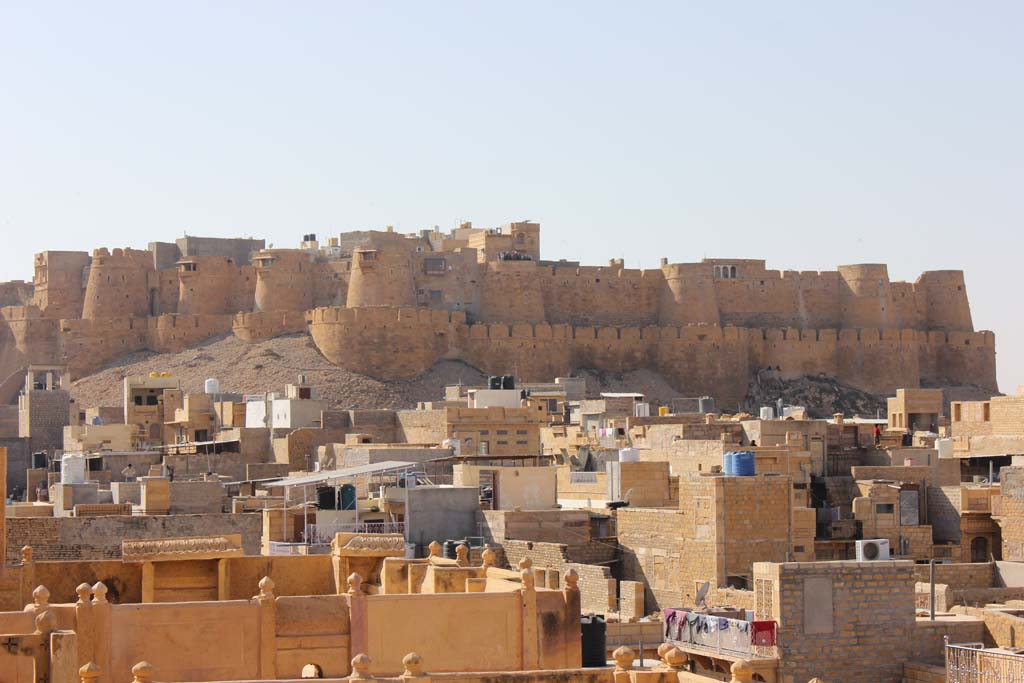 Forts of Rajasthan, Jaisalmer Fort