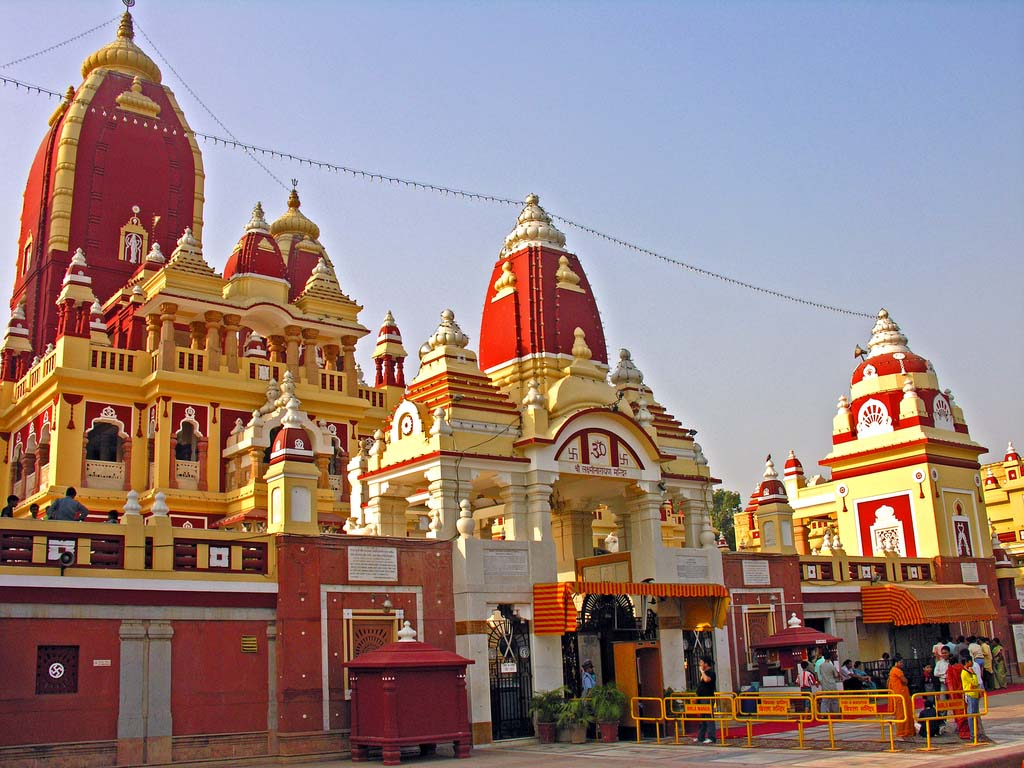 Lakshmi Narayan Temple   Birla Mandir New Delhi India