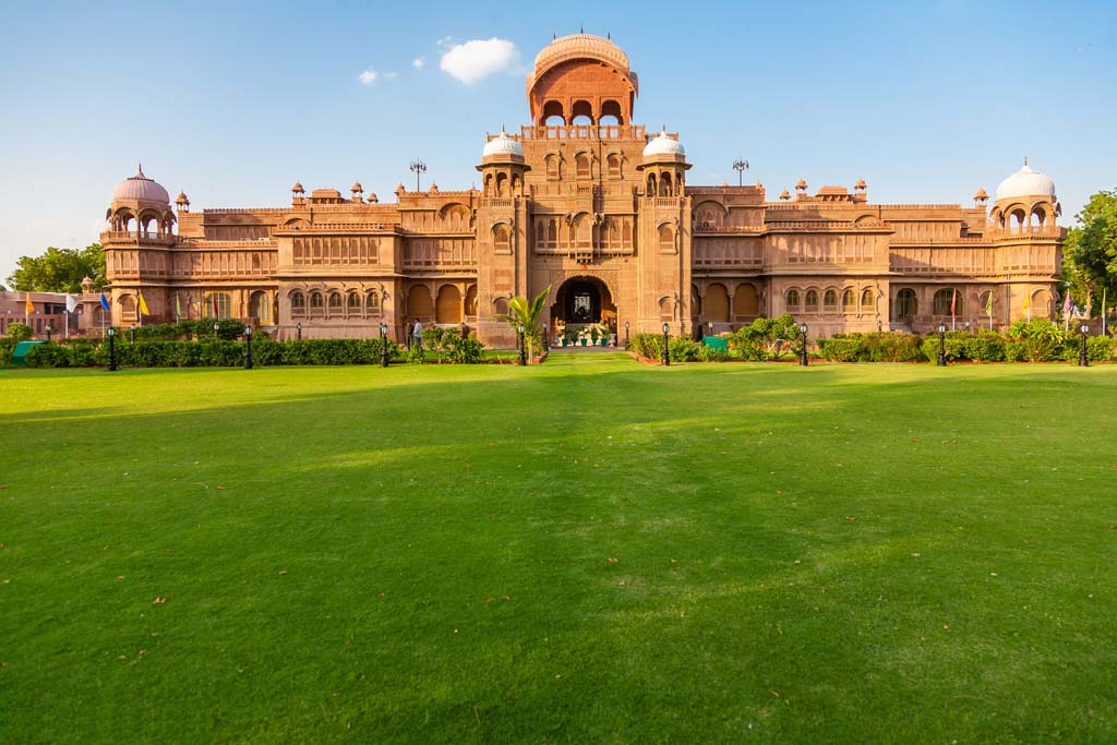Lalgarh Palace in Bikaner, Bikaner Tour Packages, Bikaner Tours