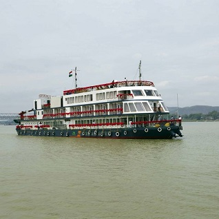 M V MAHABAAHU Luxury Cruise