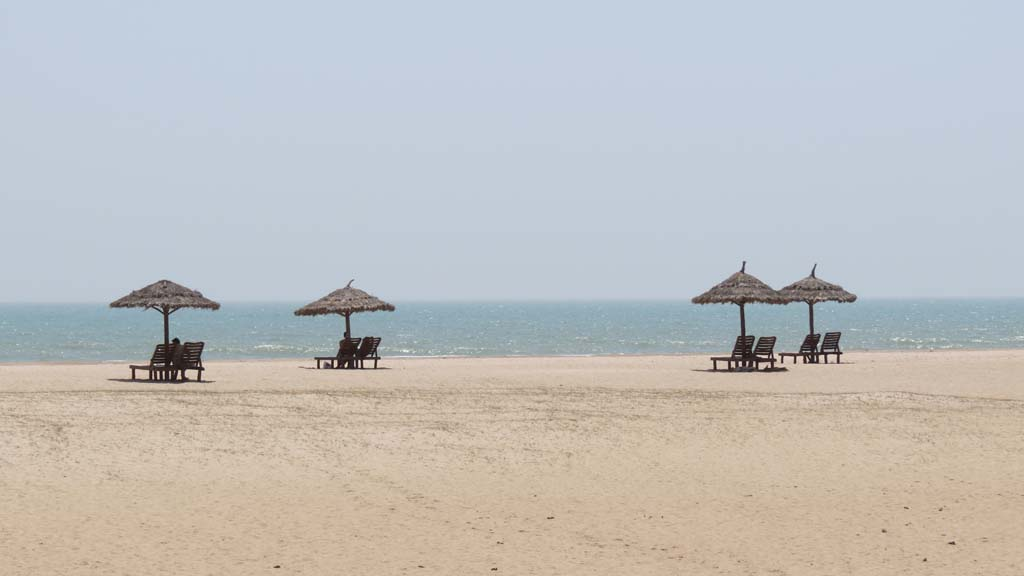 Mandvi Beach Kutch Gujarat India