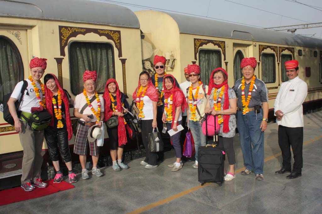 Palace on Wheels Luxury Train Tours in India