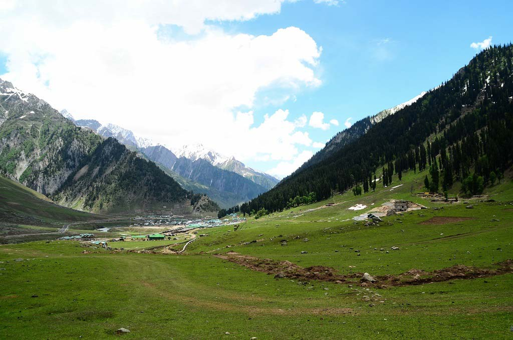 Sindh Valley Sonamarg Jammu and Kashmir India